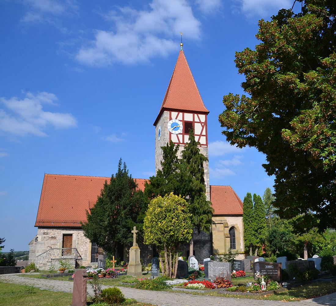 Heilig-Kreuz-Kirche Neusitz