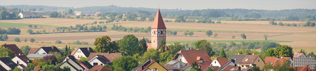 Panoramabild aus Horabach